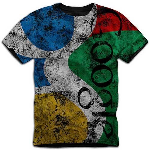 standard all over print t-shirt
