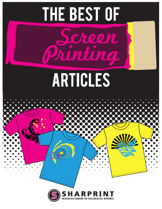 best of screen printing cover