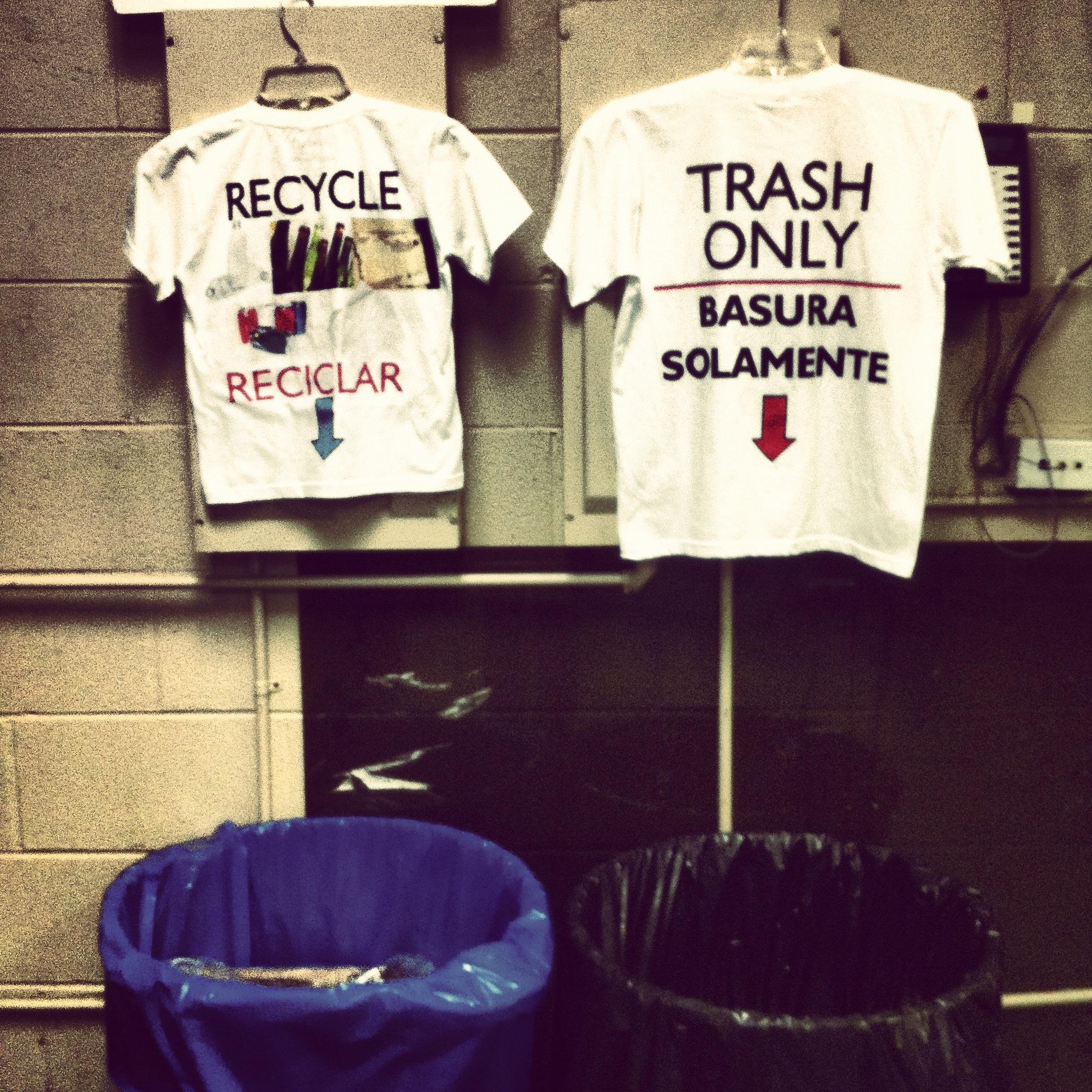 Designated Recycling