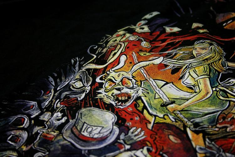Digital Printing t shirts