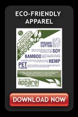 eco friendly apparel cta