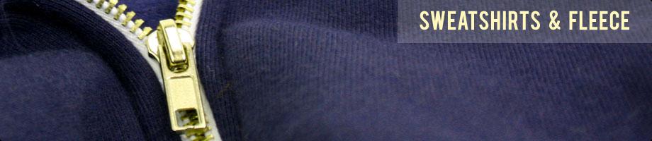fleece header