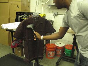 Garvin Steamin Shirt