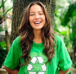 green organic clothing