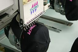 logo embroidery