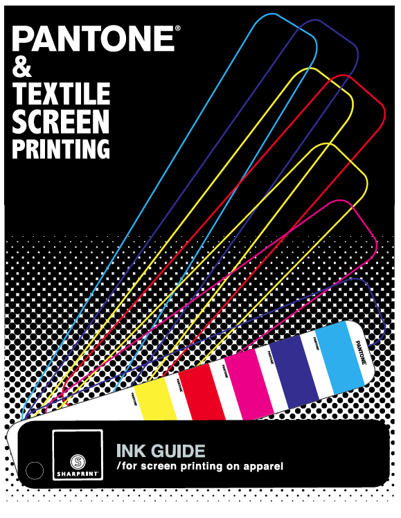 Pantone Textile Screen Printing