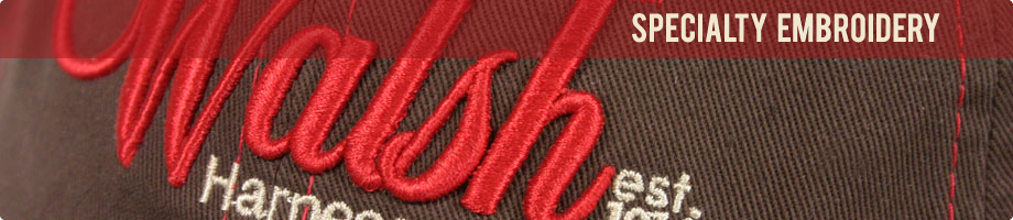 specialties embroidery header