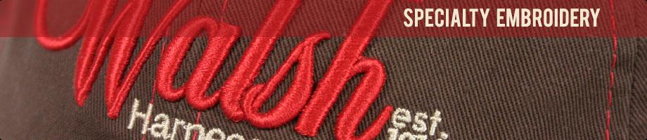 specialties embroidery header