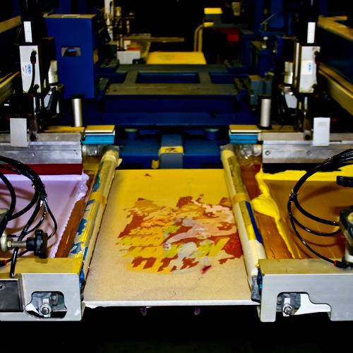 Custom Screen Printers