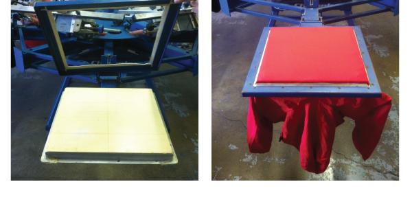 2 ply Screen Printing