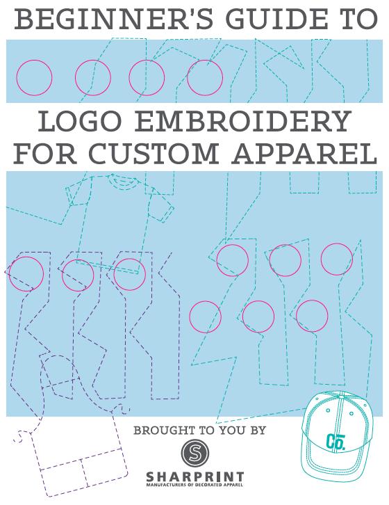 Logo Embroidery for Custom Apparel