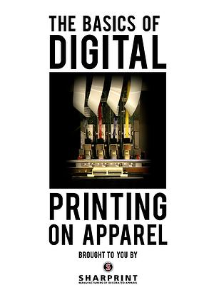 Basic Information On Digital Printing T-shirt