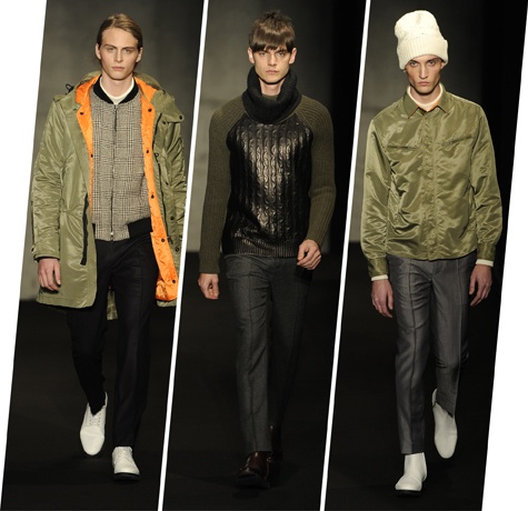 FALL 2013 GREEN TREND 2