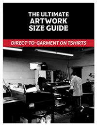 Digitial Printing Sizing Guide For Artwork