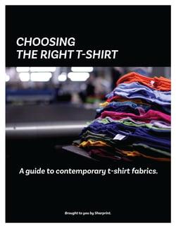 Choosing The Right T-shirt