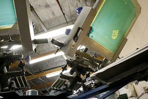 Manual Screen Printing Press