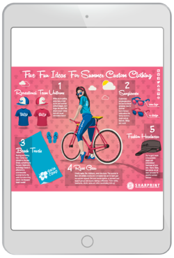5-Fun-Ideas-For-Summer-Custom-Clothing