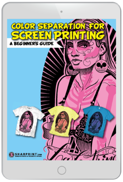 Color-Separation-For-Screen-Printing