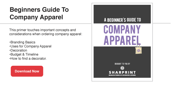 company apparel guide