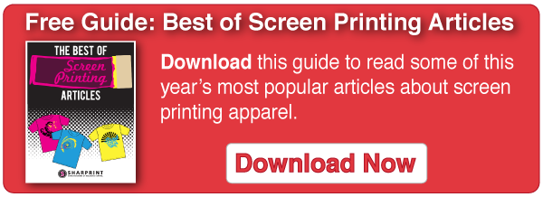 best of screen printing articles